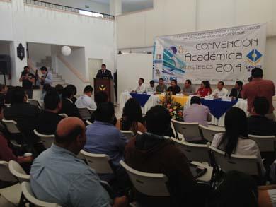Celebra CECYT su 3era Convención Académica