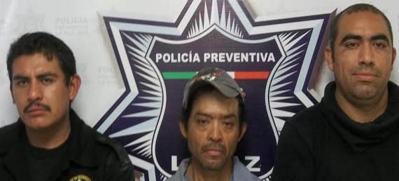 Francisco Fabián Jaime Meza, Juan Alberto Meza González y Eduardo Téllez Reyes.