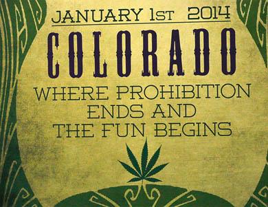 Colorado se pone verde