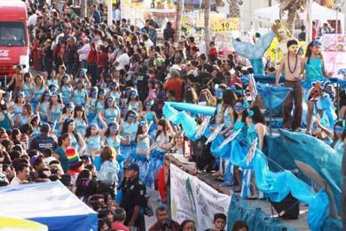 Abierta la convocatoria para comparsas del Carnaval