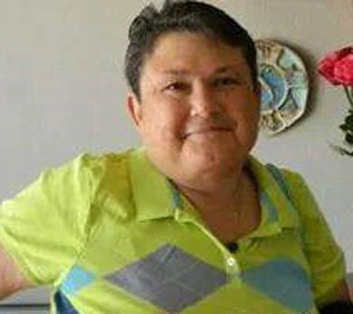 Ayúdenos a encontrar a Elida Josefa