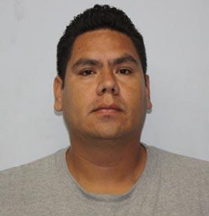 Edgar Raúl Estrada Hernández.