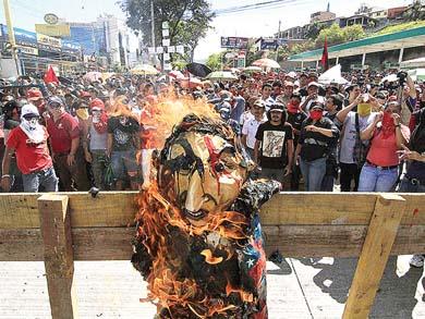 Declara Honduras la guerra al narco
