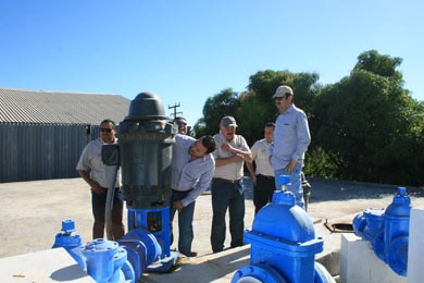 Suspenderán abasto de agua en CSL