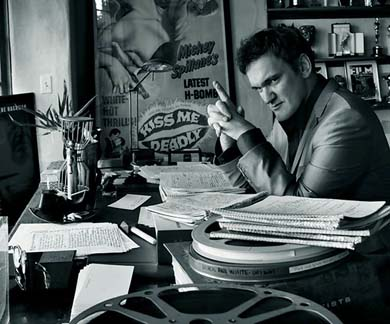 Tarantino, cayó en la depre