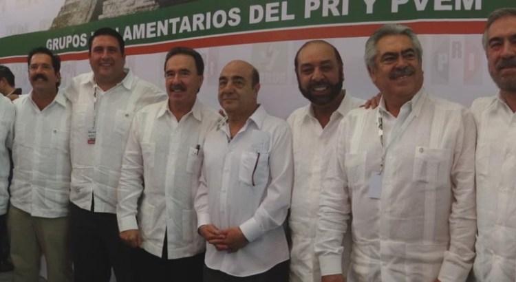Arranca la IV Plenaria de los senadores del PRI
