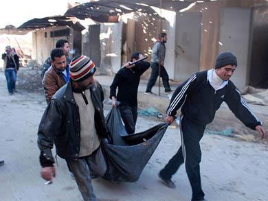 Casi 700 muertos tras combates en Siria