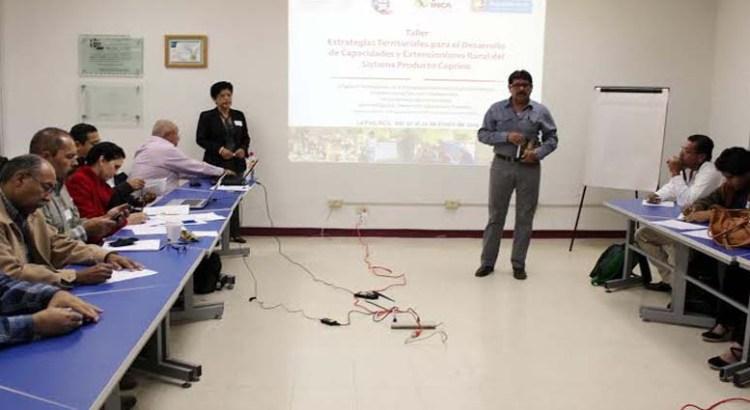 Inicia en la UABCS el Taller de estrategias territoriales