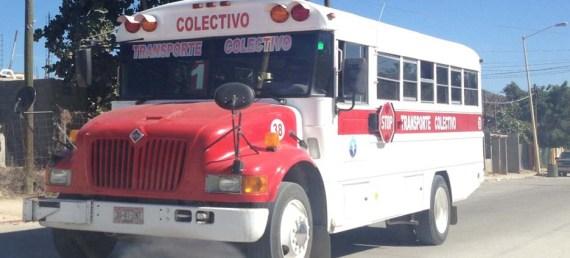 Transporte publico Los Cabos