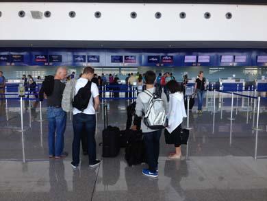 Continúan a la alza las operaciones en el Aeropuerto de SJC