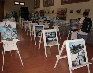 """Exposición fotográfica """"Alas y Raíces"""""""