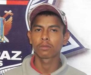 Alberto Salvador Mancilla Méndez.