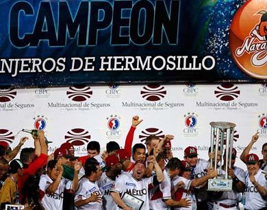 México es Bicampeón de la Serie del Caribe