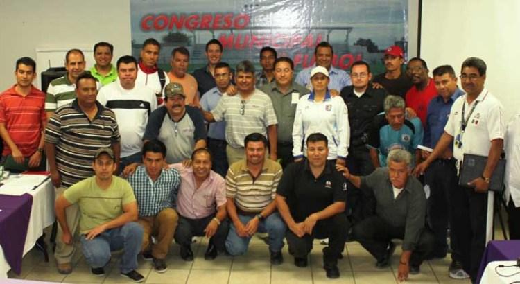 Primer Congreso Municipal de Fútbol