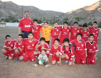 La Hidalgo, campeona
