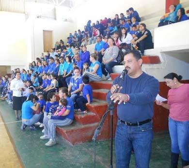 Tradicional convivencia del Colegio Salvatierra