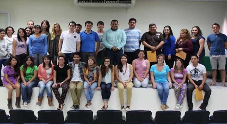 Da la UABCS la bienvenida a estudiantes de intercambio