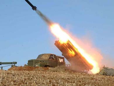 Lanza Norcorea dos misiles