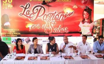 Anuncian el 5º Festival Internacional Gastronómico de La Paz