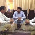 Alcalde Loreto y delegado de OPORTUNIDADES