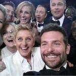 Selfie del Oscar