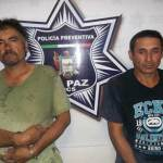Jesús Robles Talamantes y Julián Álvarez Angón.