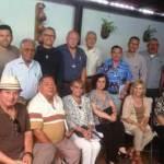 Miembros de la Asociación de Escritores Sudcalifornianos.