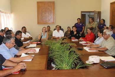 Instalaron Consejo Municipal de Protección Civil