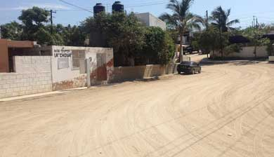 Que se acerquen al Ayuntamiento los vecinos de La Choya
