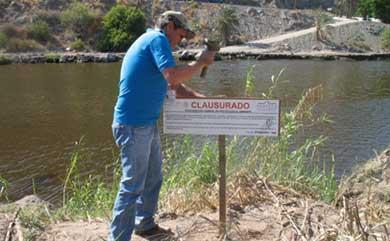 No descargarán aguas residuales al río Mulegé