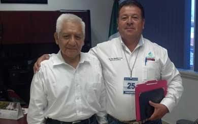 Se reúne director de OOMSAPAL con delegado de CONAGUA