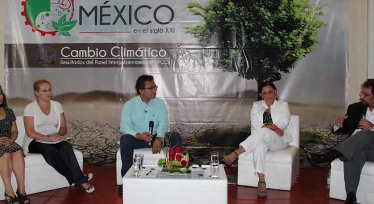 Urgente aplicar medidas que ayuden a mitigar el cambio climático