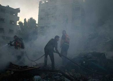 Muere personal de la ONU en ataque en Gaza