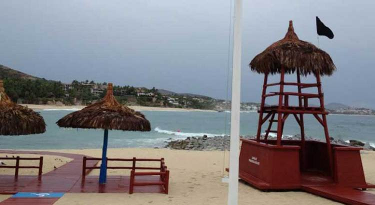 Emite ZOFEMAT alerta en Los Cabos