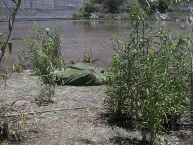 Encontraron el cuerpo de la mujer ahogada en la Presa