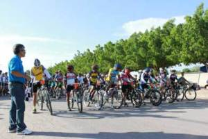 Carrera de Ciclismo de Montaña