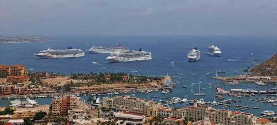 Para el año 2015 se espera la llegada de 150 cruceros.
