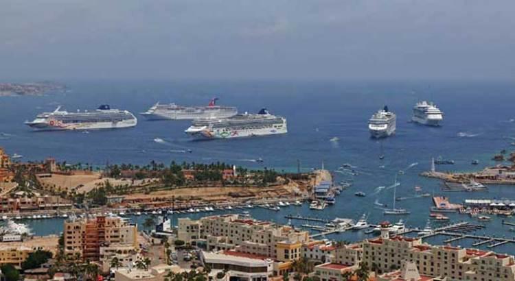 Confirman la llegada de 150 cruceros para el 2015