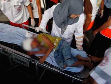 Pretende Israel iniciar ataques terrestres