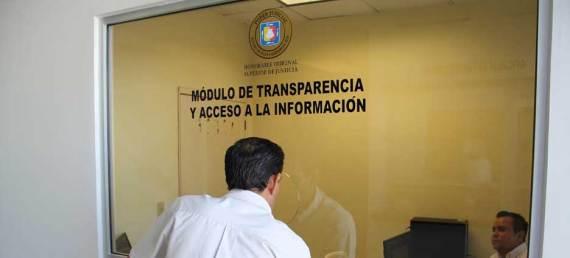 Fue instalado el Módulo de Transparencia y Acceso a la Información Pública.