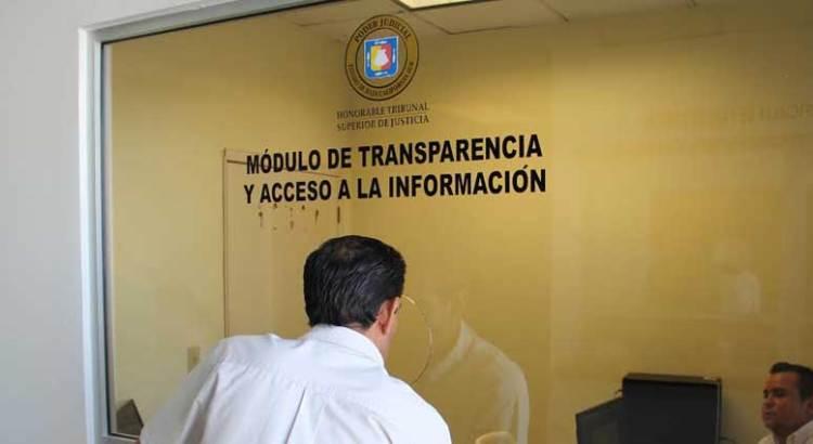 Instalan módulo de transparencia y acceso a la información pública