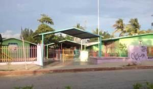 jardín de niños Braulio Maldonado