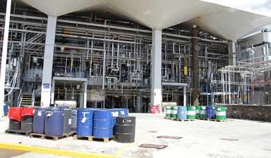 Realizará la PROFEPA simulacros de emergencias químicas