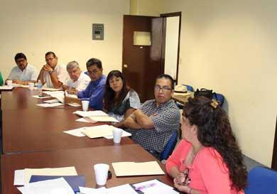 Catedráticas de la UNAM impartieron curso  en la UABCS