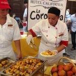 Muestra Gastronómica del Mango