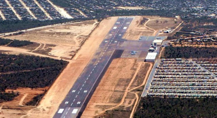 Bloquea SECTURE el Aeropuerto de Cabo San Lucas