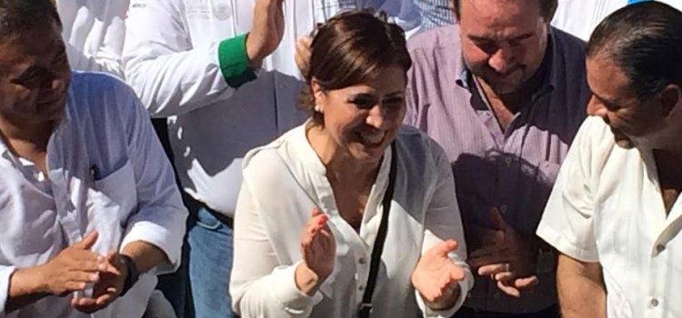 Inhabilita SFP a Rosario Robles