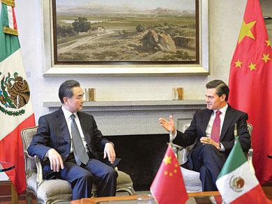 Cancela Peña Nieto visita al Senado