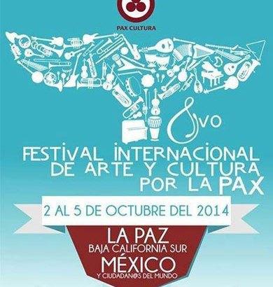 Inicia Arte y Cultura por la Pax