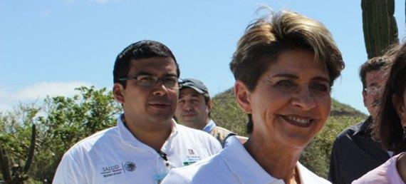Secretaria de Salud, Mercedes Juan López